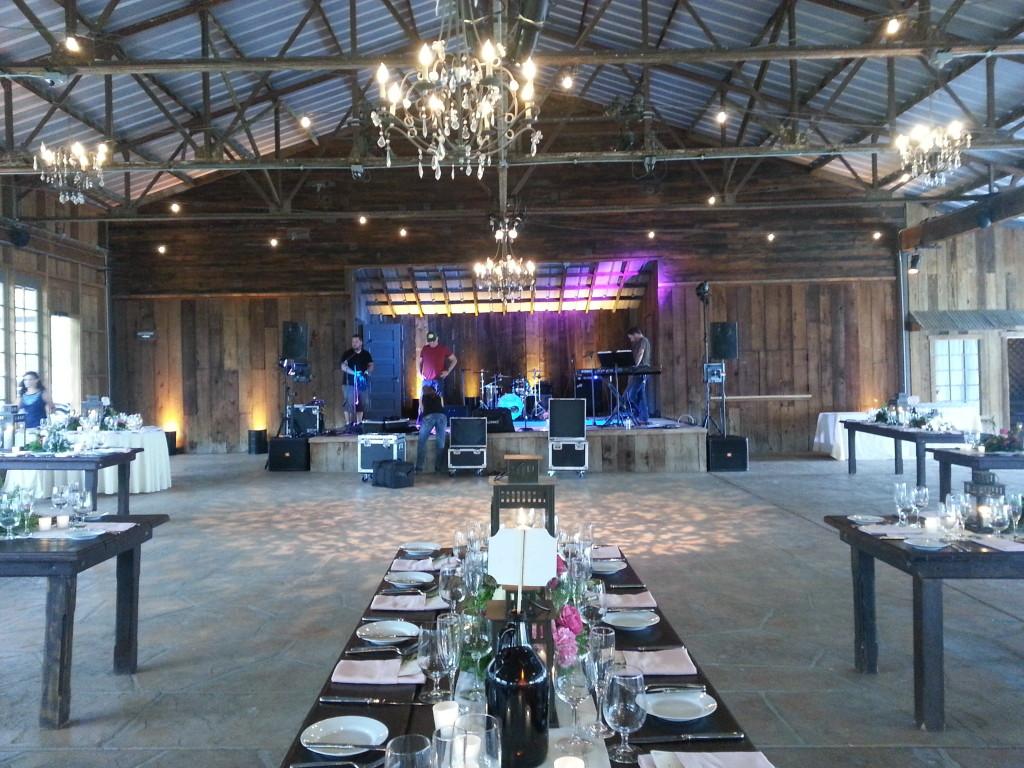 Rustic Wedding Venues In Wine Country
