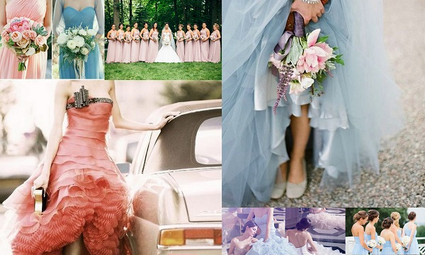Pantone-Color-2016-Wedding-Attire-A2zWeddingCards