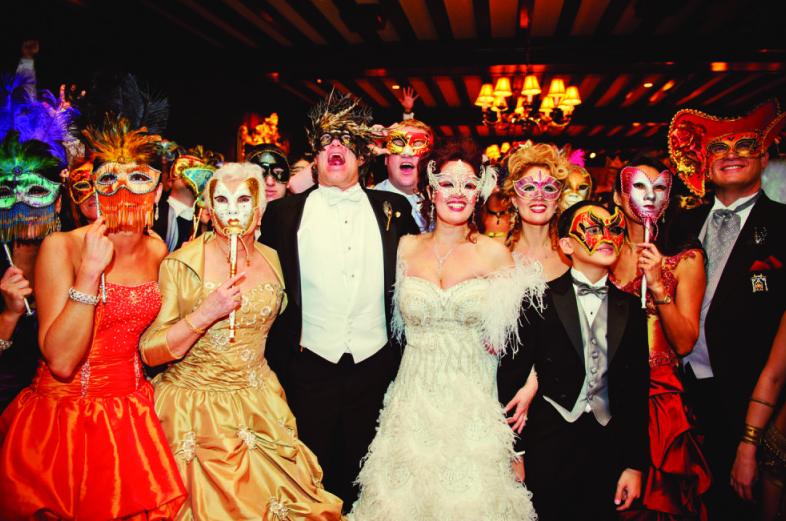 Fun Themed Wedding Entertainment Ideas For Your Wedding