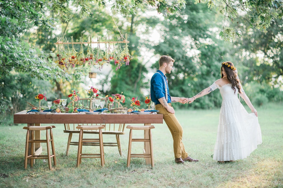 Inspiring wedding Ideas for a Dreamy Boho Wedding