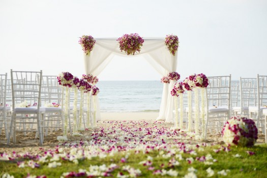 Mermaid Beach Wedding ideas for Orange County weddings