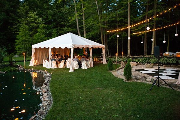 Rustic Backyard Wedding Ideas for Fall - Undercover Live Entertainment
