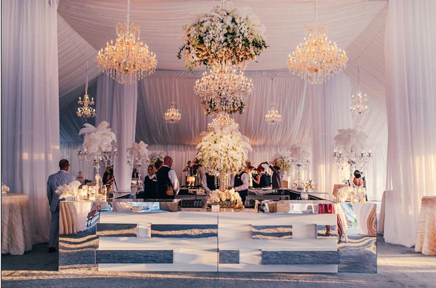 Glamorous Gatsby Wedding Ideas