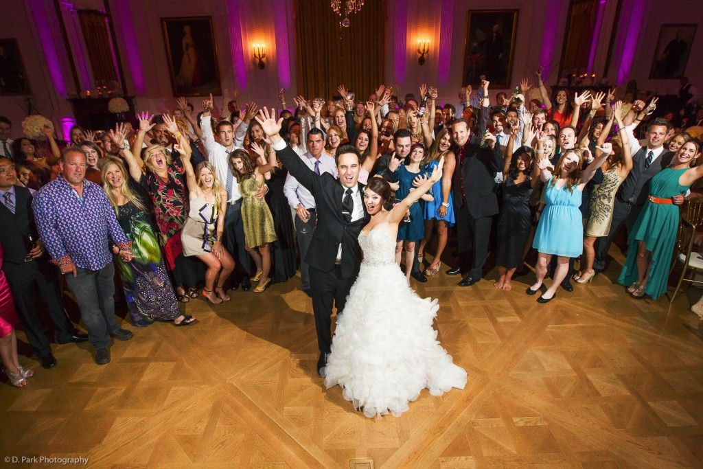 10 Tips When Choosing A Los Angeles Wedding Dance Band