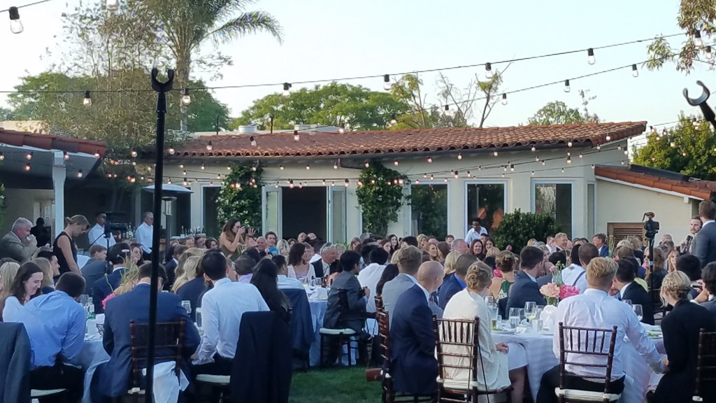 The inn at Rancho Santa fe wedding