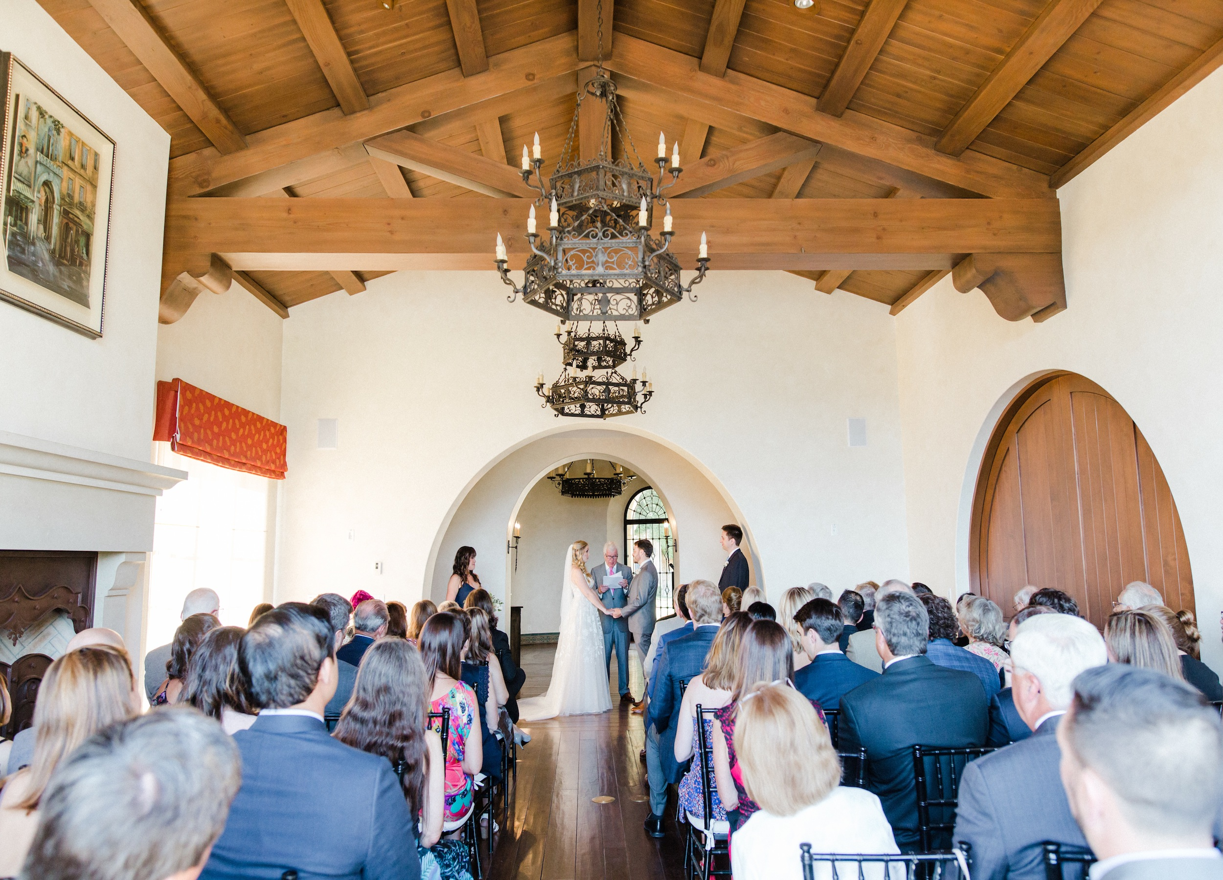 Susan and Sean's Outdoor Private Estate Wedding in Ojai California