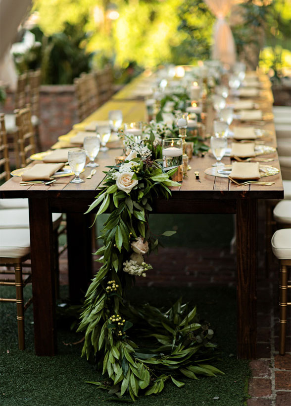 Into The Woods Forest Themed Wedding Entertainment Ideas