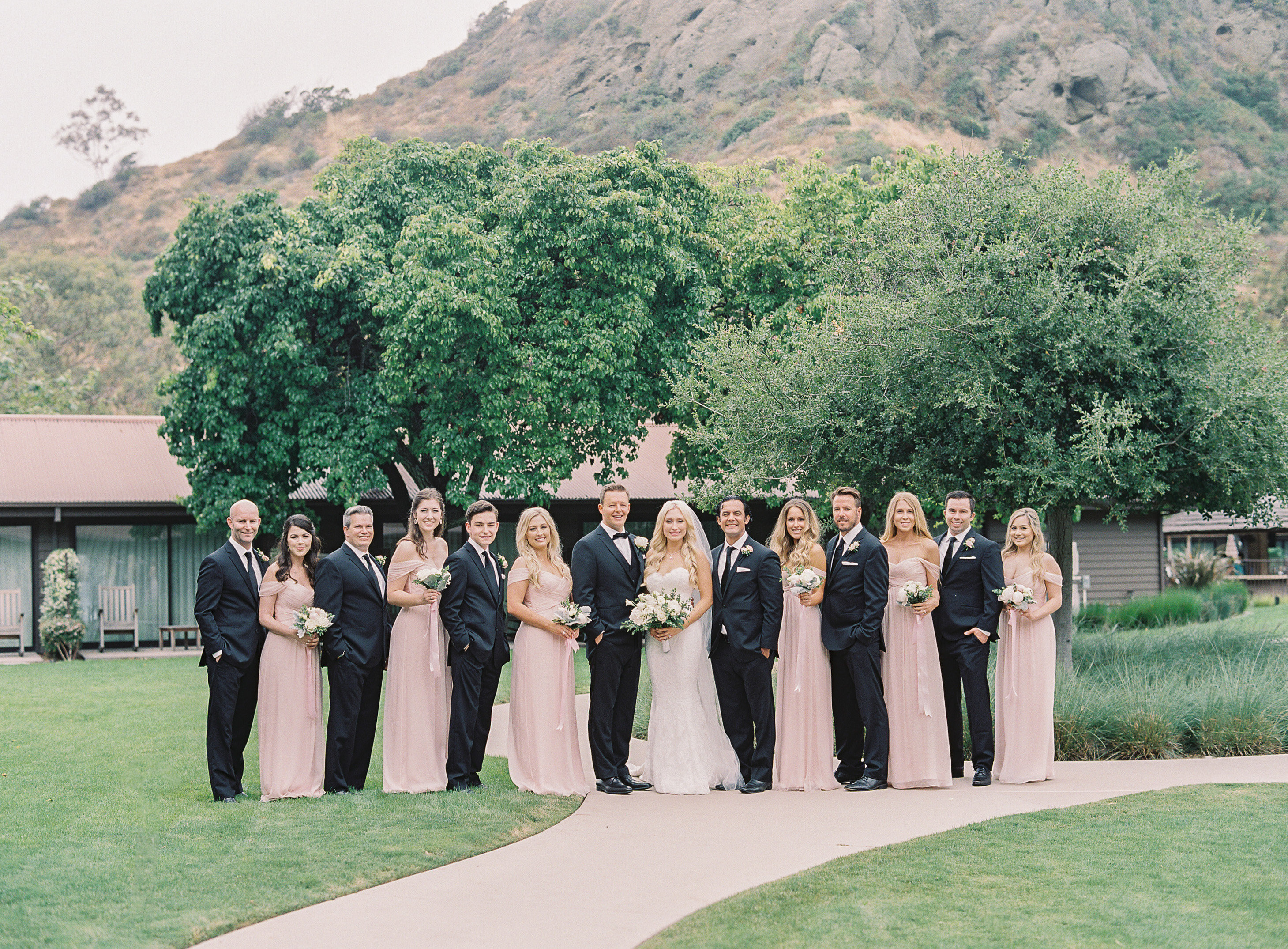 Whimsical Southern California Private Estate Weddings