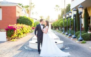 Matt and Lindsay's Omni Scottsdale Resort & Spa Wedding