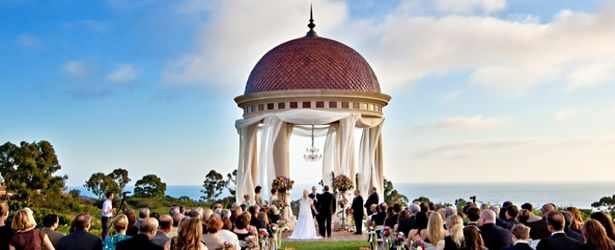 Pelican hill Weddings