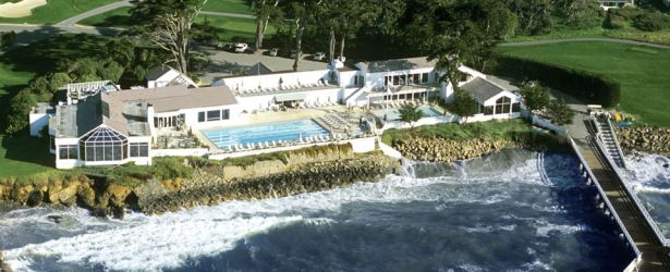 Pebble Beach Clubhouse The Best Beaches In World