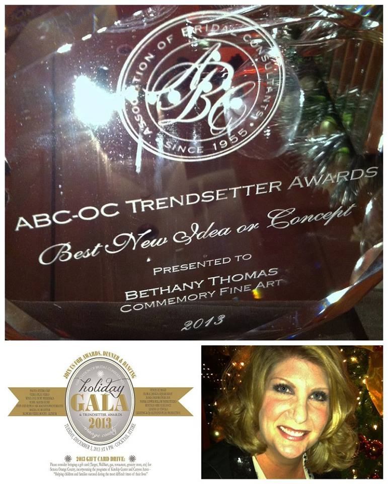 Bethany wins award