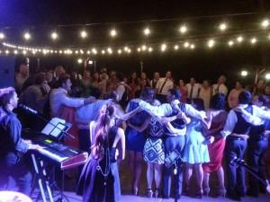 Sand Diego Wedding Band