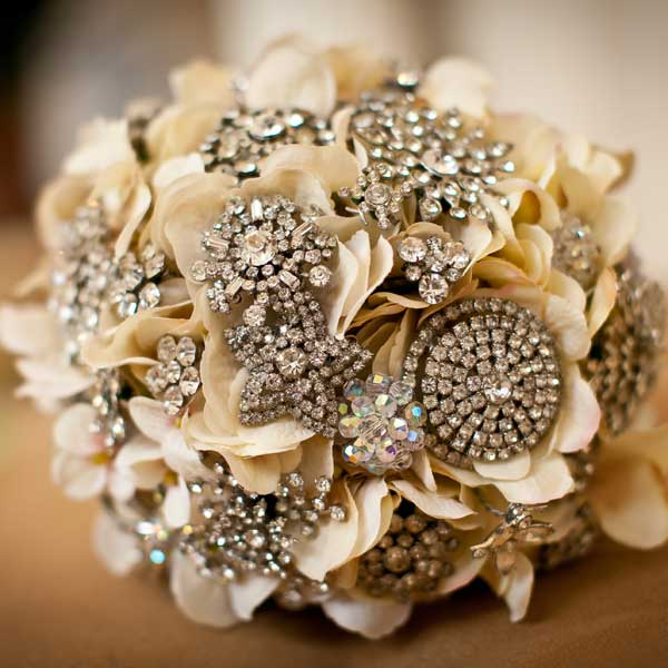 Making Your Own Wedding Flowers: Unique Wedding Bouquets Without Flowers