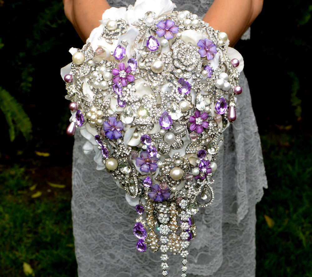 Unique Wedding Bouquets Without Flowers