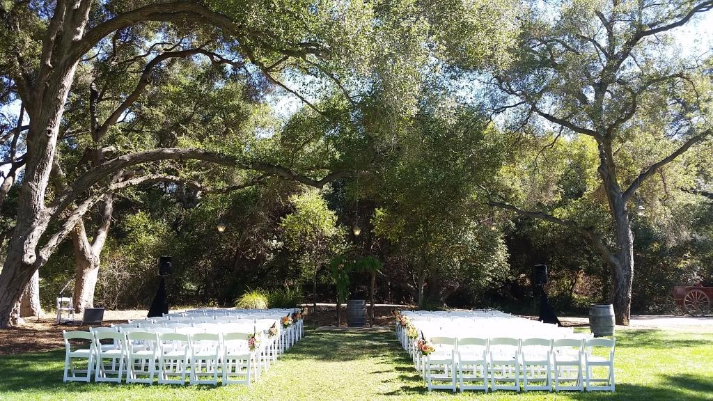 Temecula Wedding Venues - Renee Manor