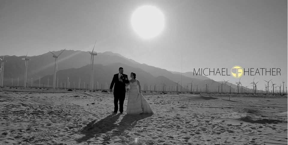 Palm Springs Riviera Wedding