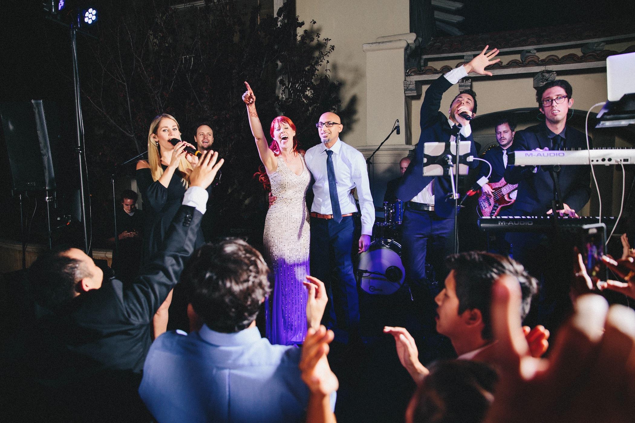 Destination Wedding Entertainment Undercover Live