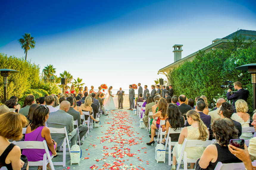 Shutters By The Beach Wedding Entertainment