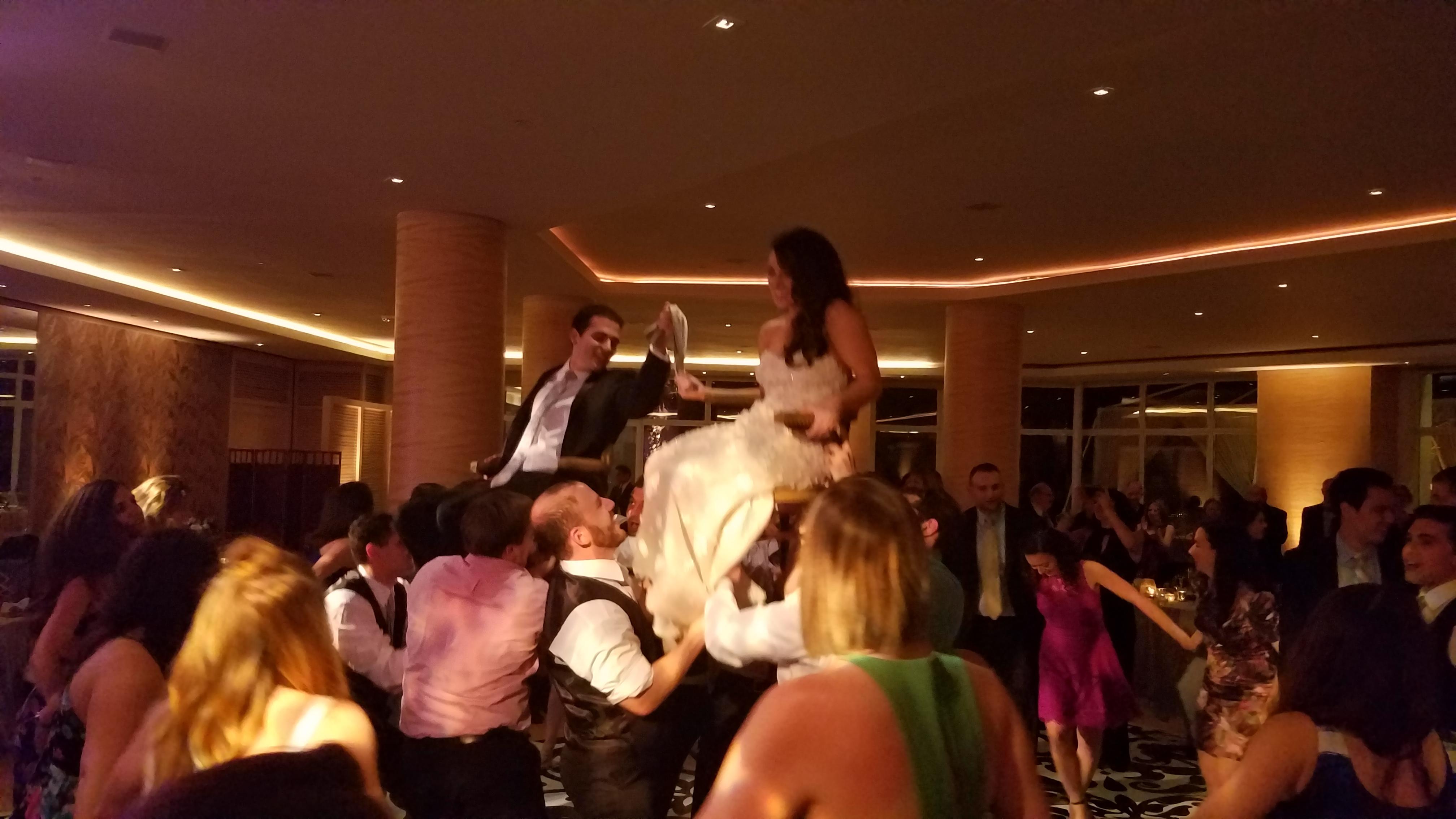 Biltmore Santa Barbara wedding entertainment