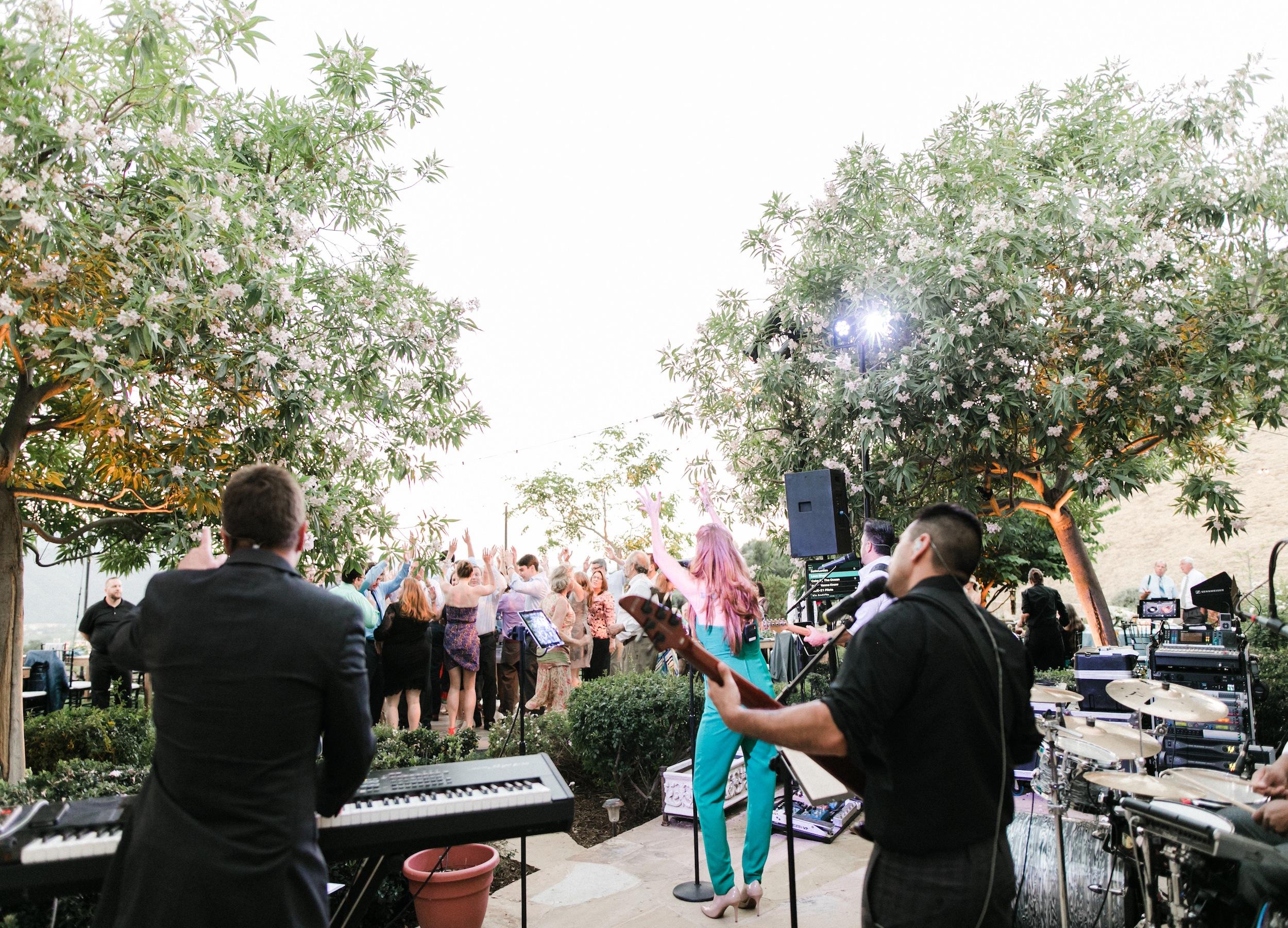 Los Angeles Wedding Band