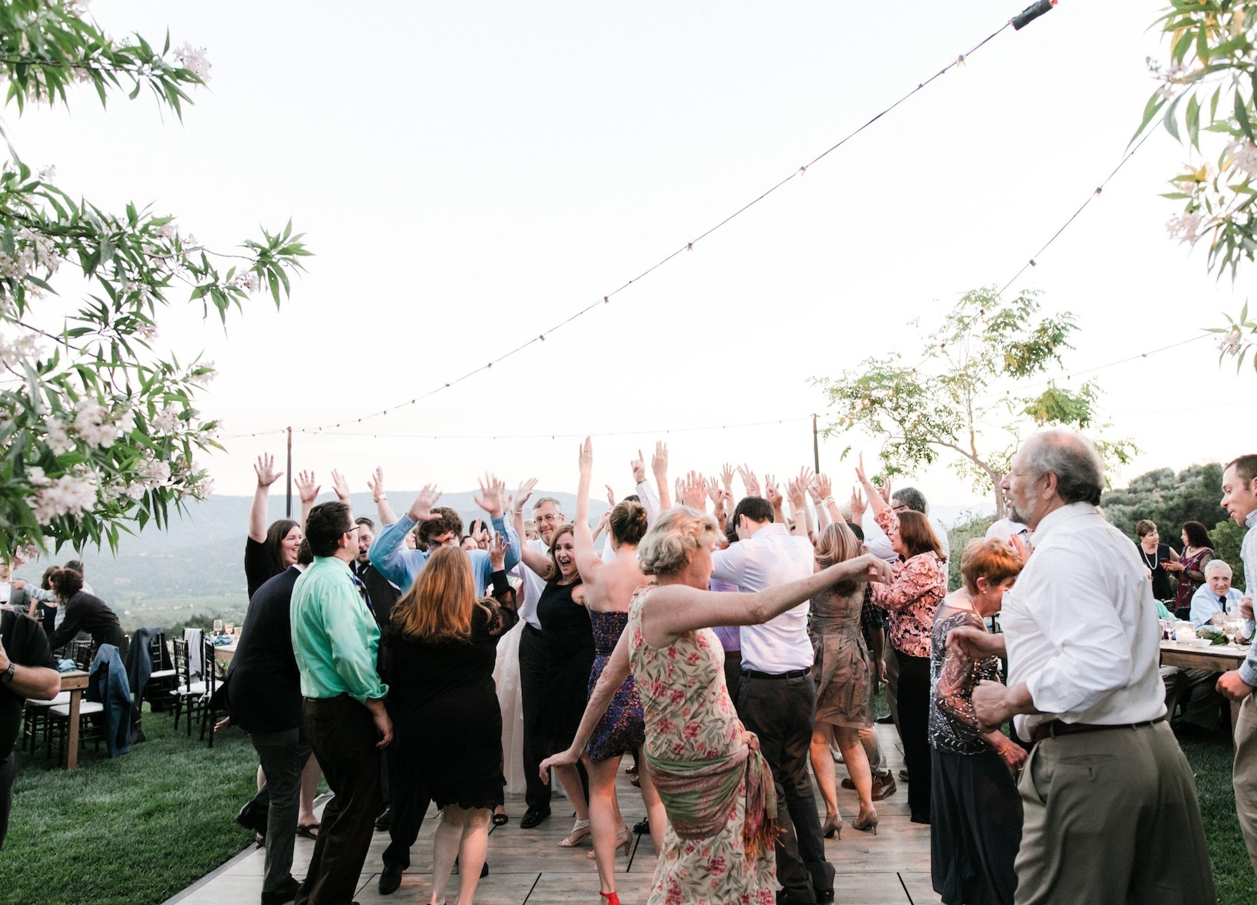 Profesisonal Wedding Band