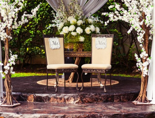 How To Organize a Micro Fabulous Wedding