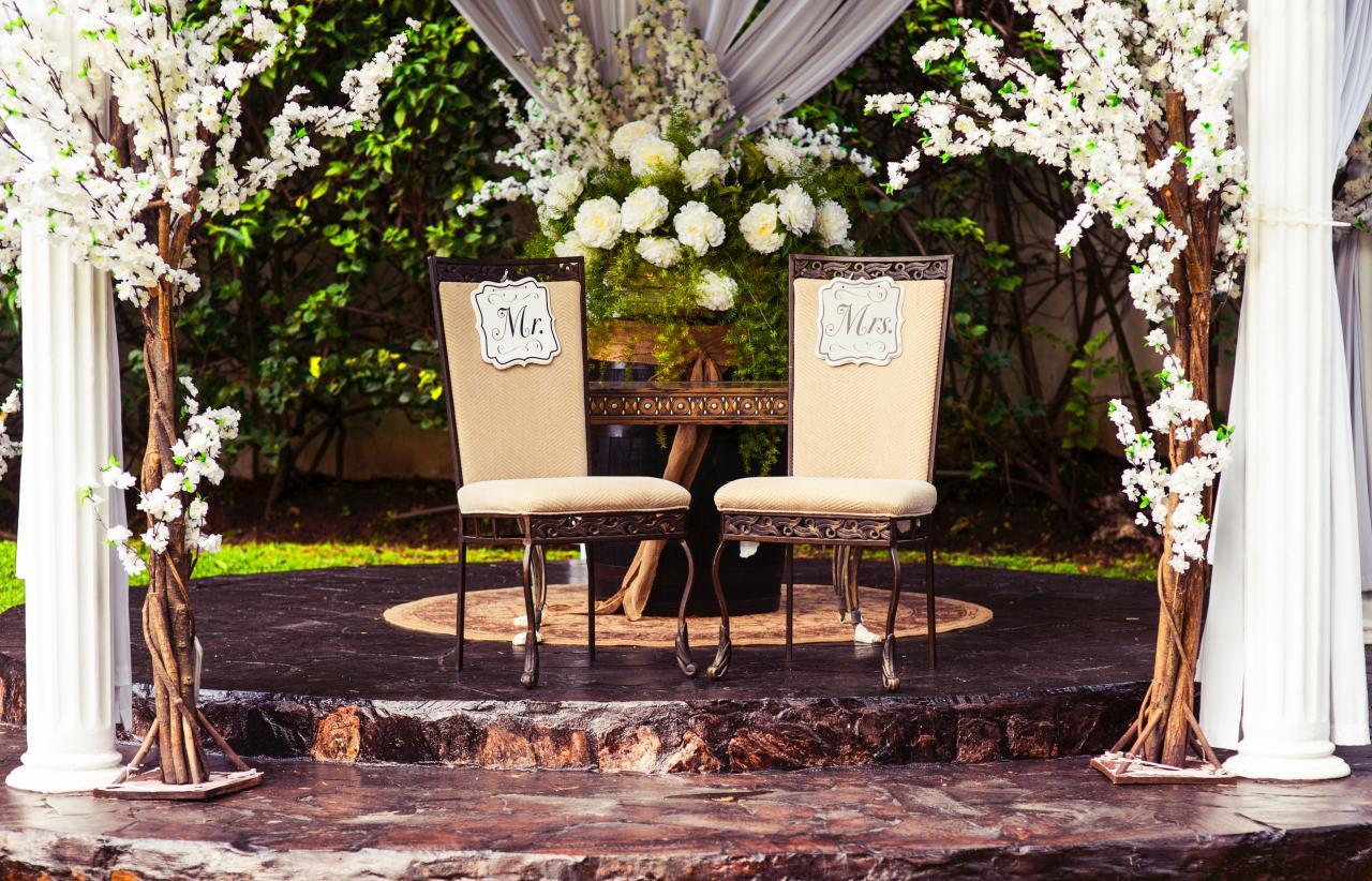 How To Organize a Micro Fabulous Wedding