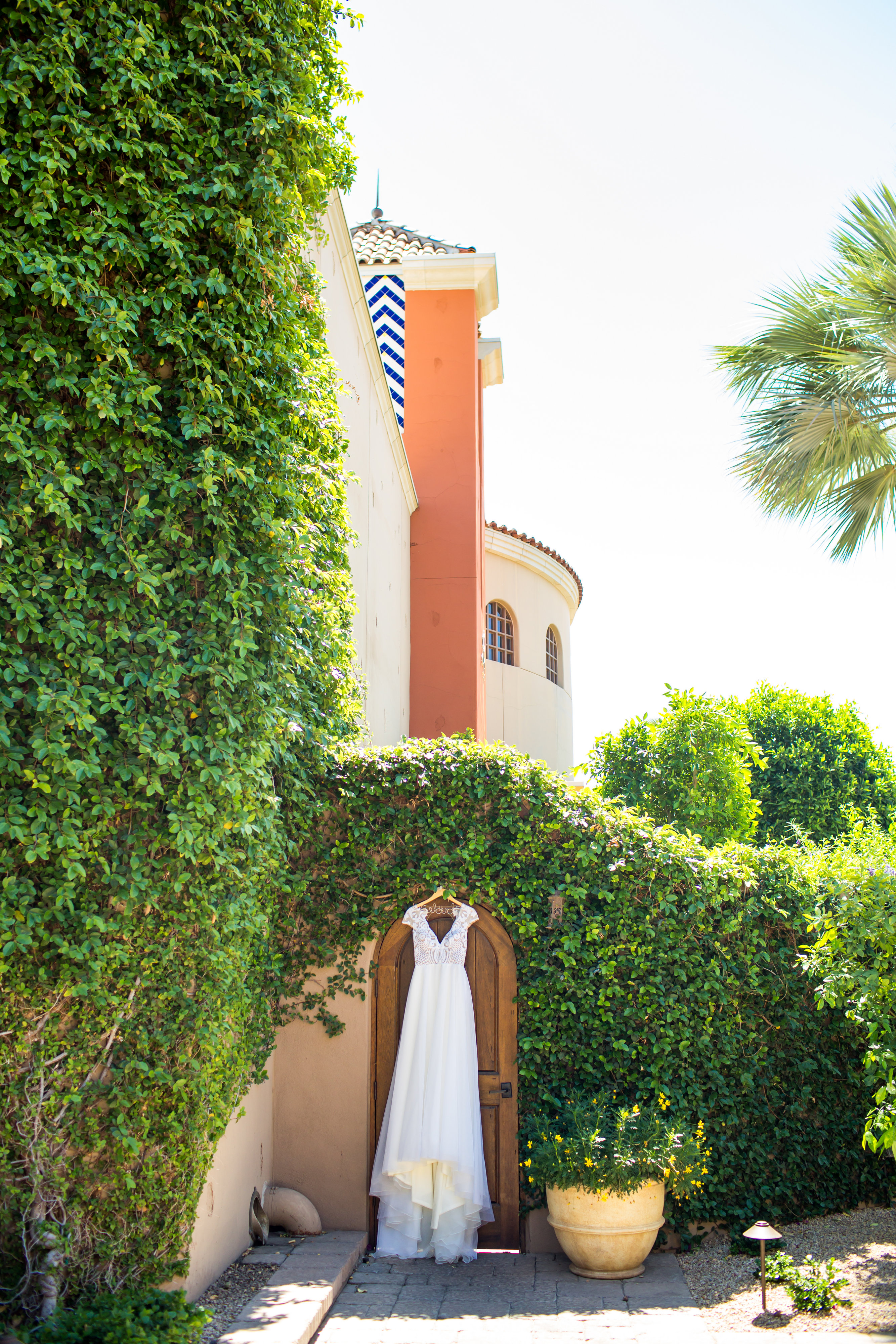 Matt and Lindsay's Omni Scottsdale Resort & Spa Wedding