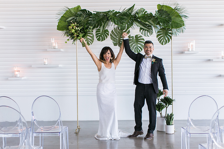 THE MINIMALIST WEDDING THEME IN 2018