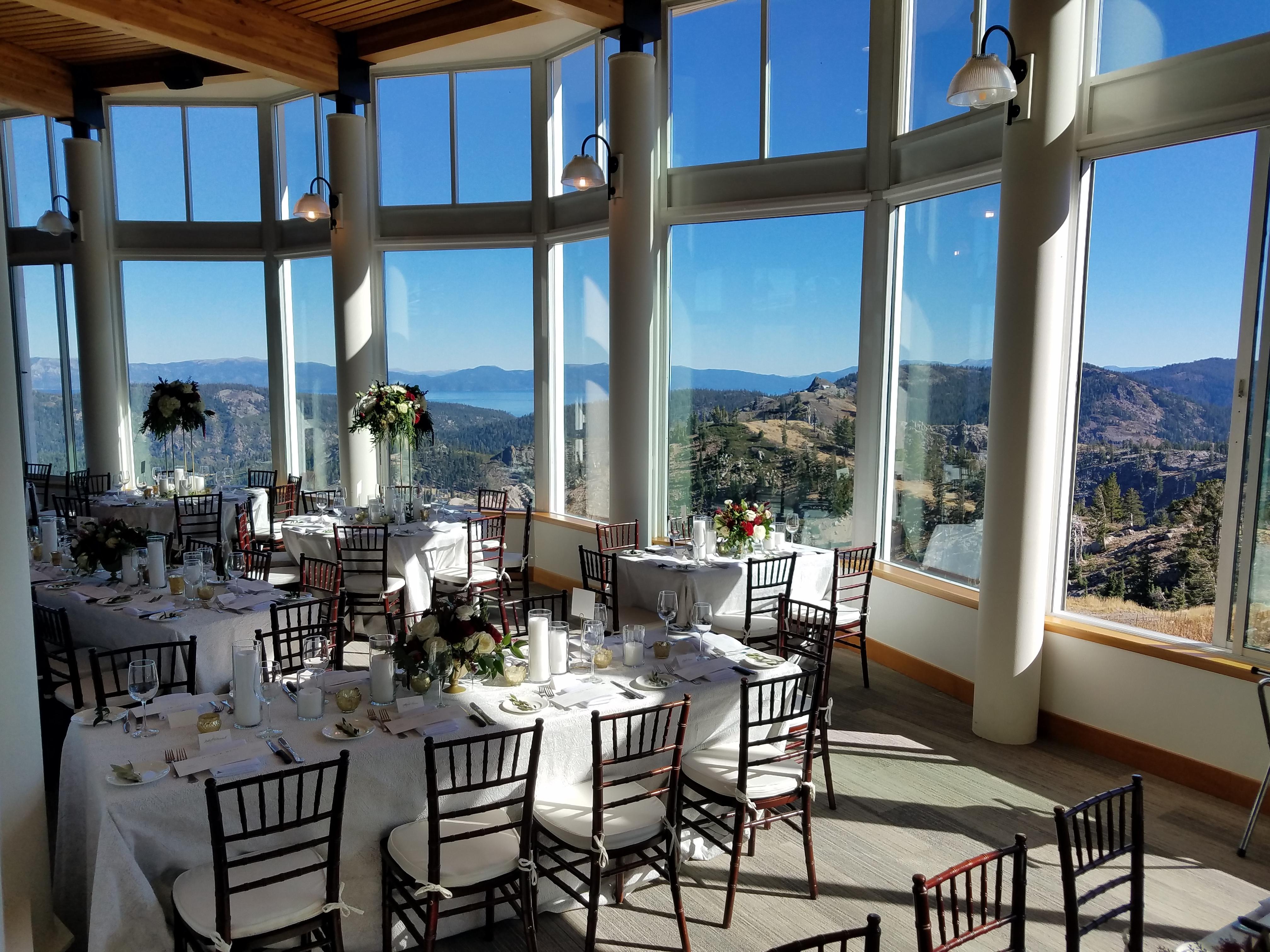 Tahoe wedding entertainment