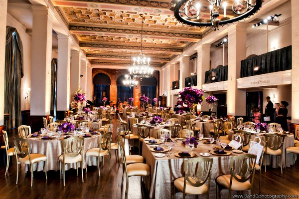 Los Angeles Wedding Venue The Ebell of Los Angeles