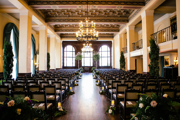 Los Angeles Wedding Venue: The Ebell of Los Angeles