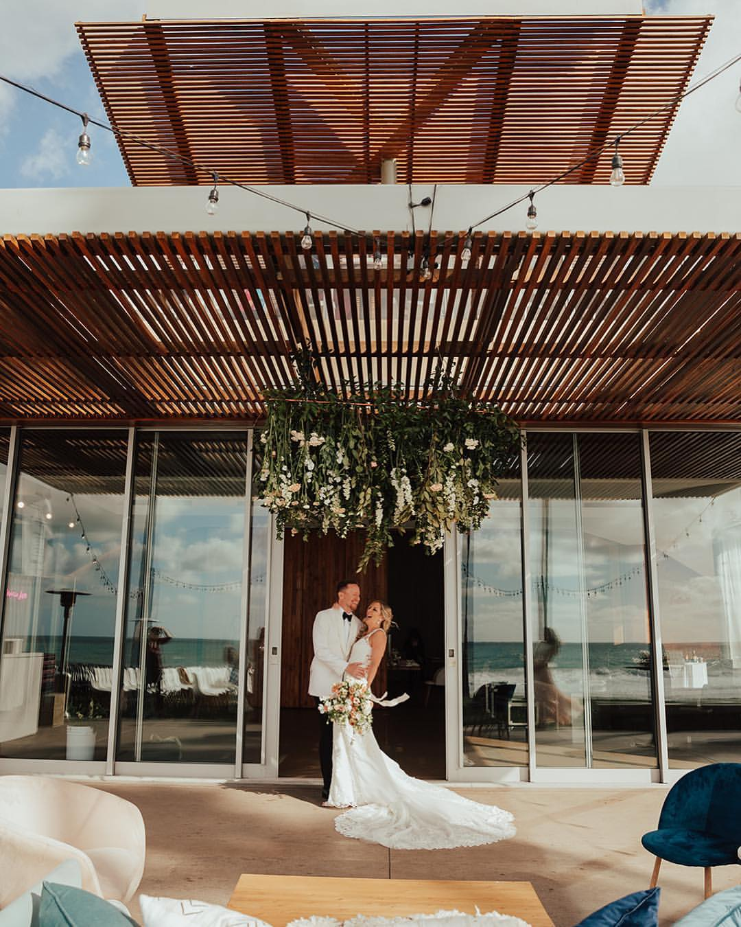 Seaside Forum Wedding