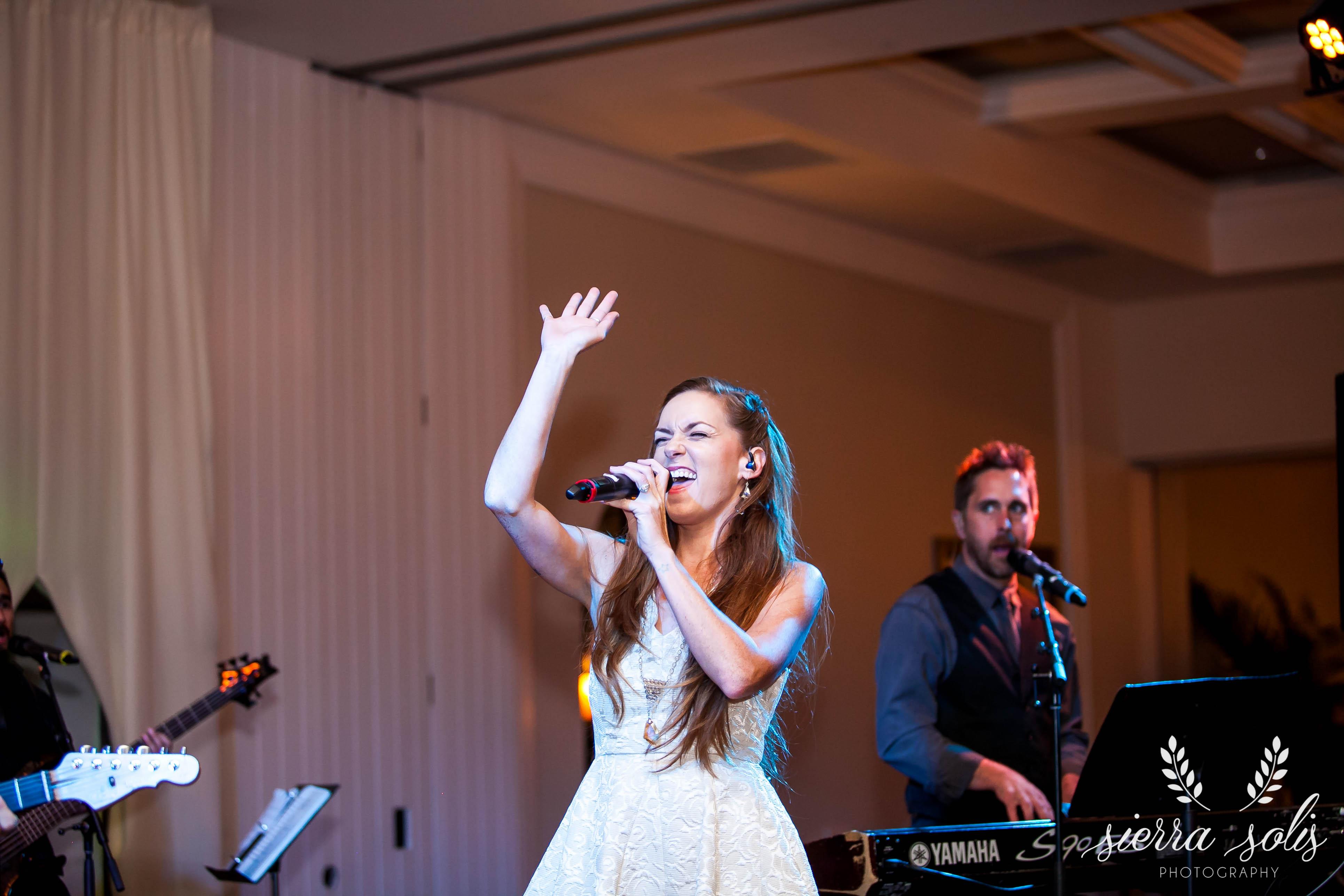 la jolla wedding band