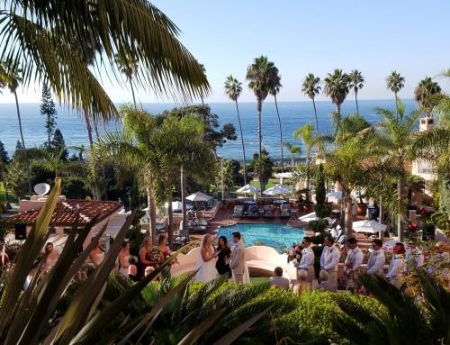 La Jolla Ocean View Wedding