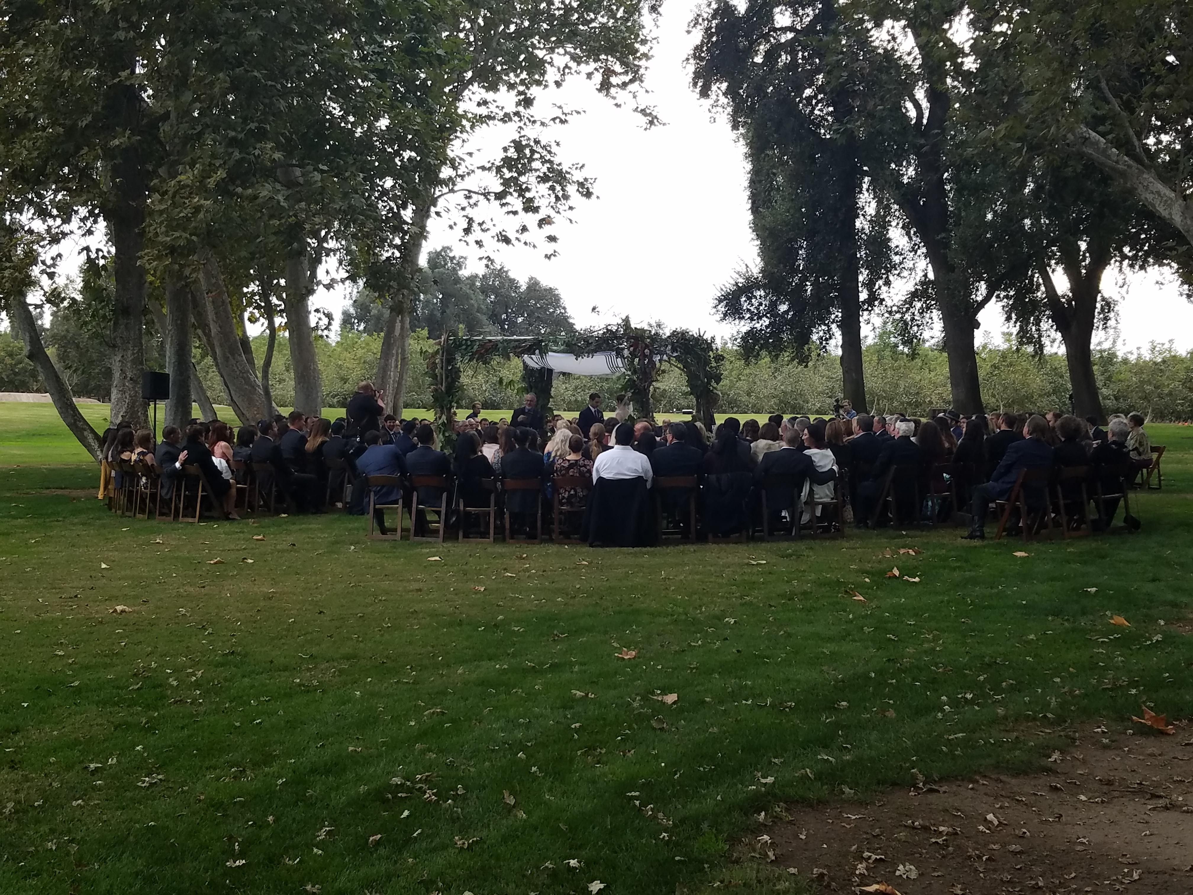 Fresno Wedding Band