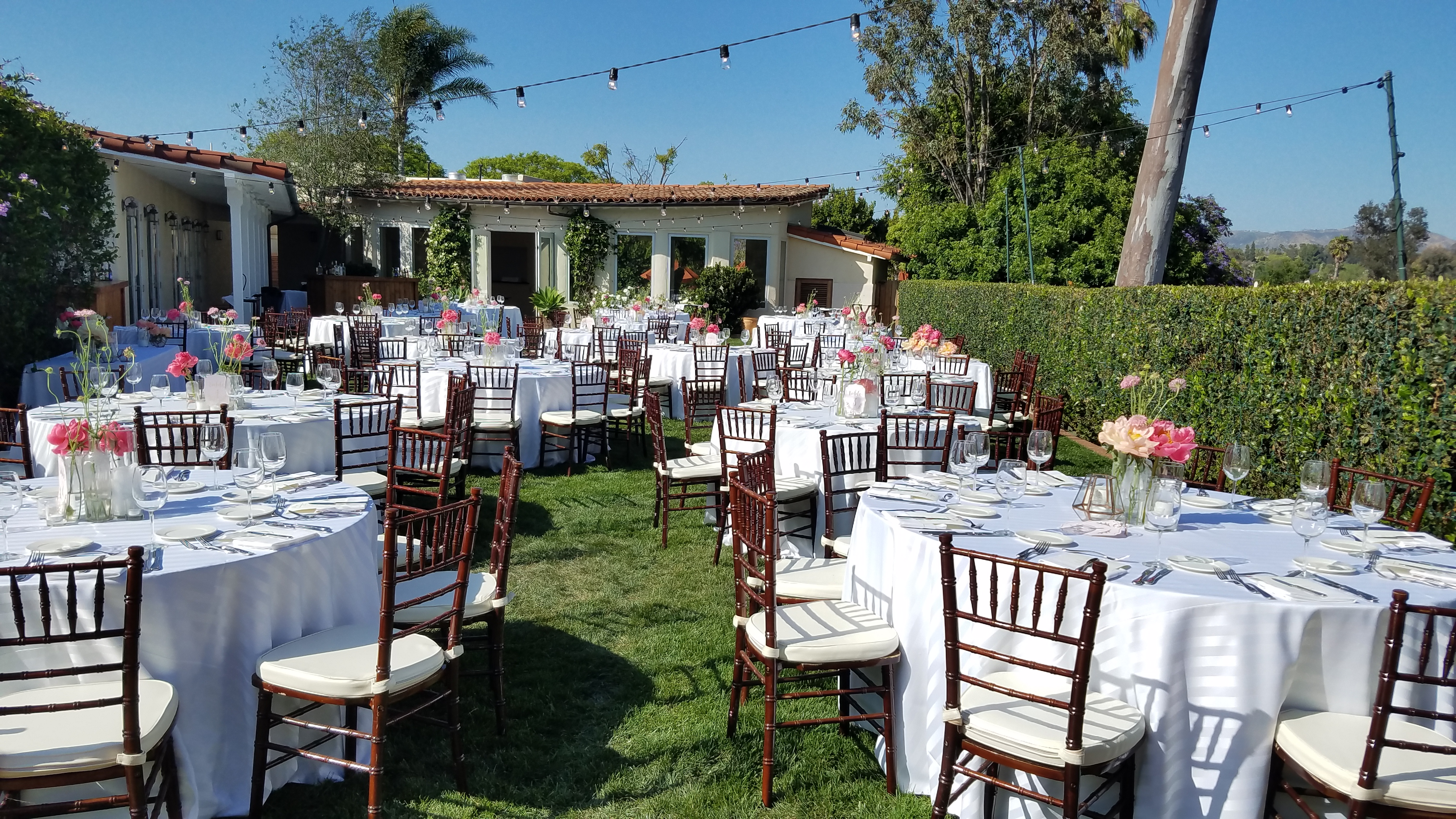 Rancho Santa Fe wedding