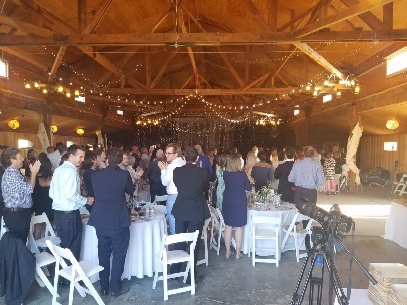 Pioneertown Rustic Wedding