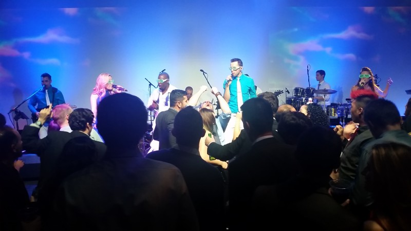 San Francisco Corporate Party